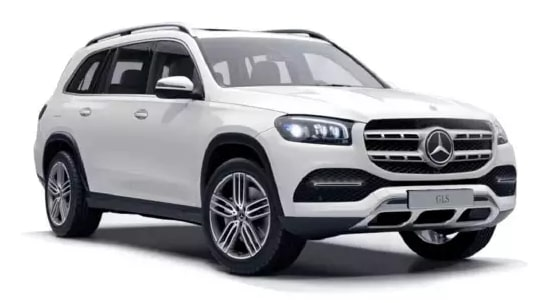 Release Mercedes-Benz GLS electric parking rear brakes for service
